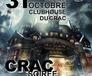 Soirée Halloween 21H au club-house